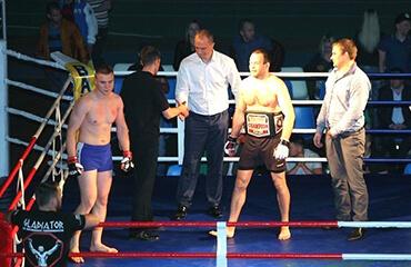 29 травня у Сумах відбувся турнір зі змішаних єдиноборств «WF-13»